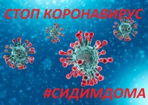 коронавирус стоп